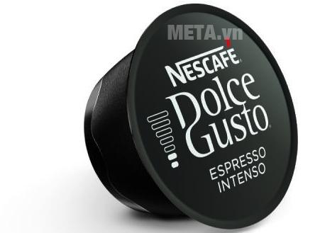 Viên nén cà phê Capsule 100% nguyên chất rang và xay nhỏ.