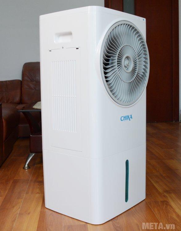 Máy làm mát Chika CK16B có công suất 165W