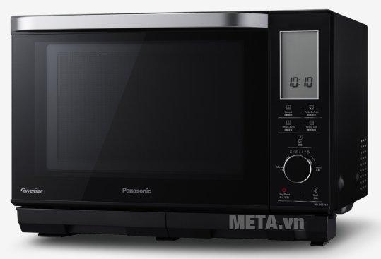 Lò vi sóng điện tử Panasonic NN-DS596BYUE có thiết kế tiện lợi