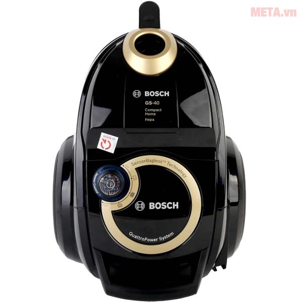Máy hút bụi Bosch BGS4UGOGB mạnh mẽ với công suất 700W