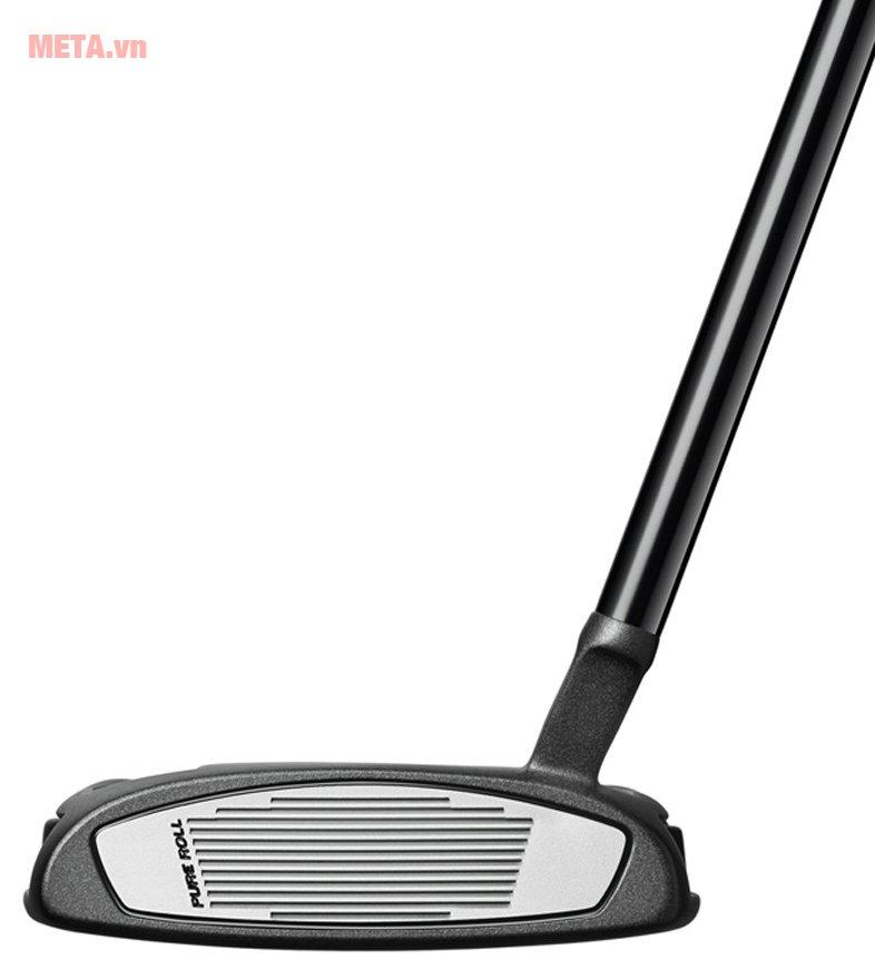 Gậy golf Putter Taylormade Spider Tour Black N07252 có thiết kế chuyên nghiệp