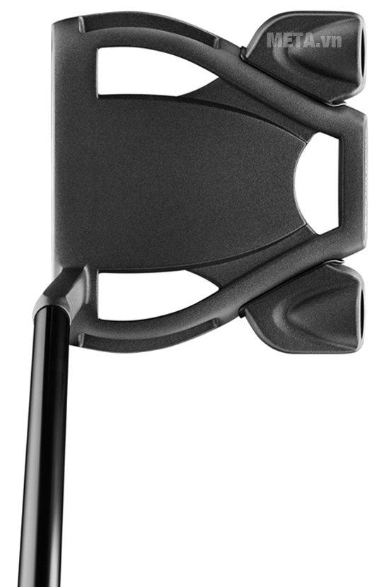 Gậy golf Putter Taylormade Spider Tour Black N07252 màu đen