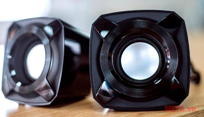 Loa Microlab B16/2.0 có thiết kế nhỏ gọn