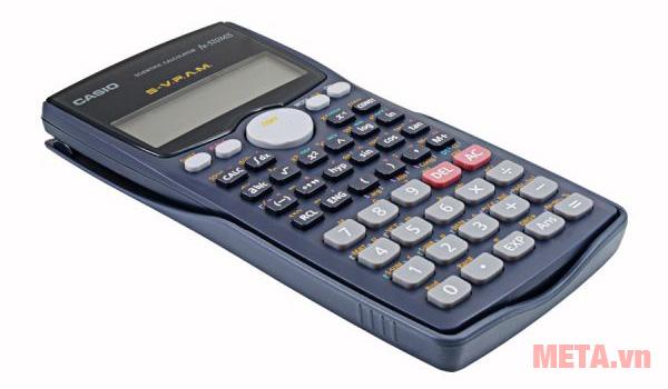 Máy tính bỏ túi Casio FX-570MS có chân đế vững chắc