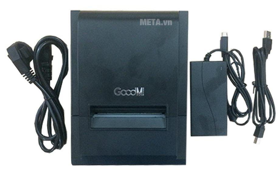 Máy in Bill GoodM POS-8220 với các phụ kiện