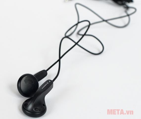 Cận cảnh nút tai nghe MX 400 II