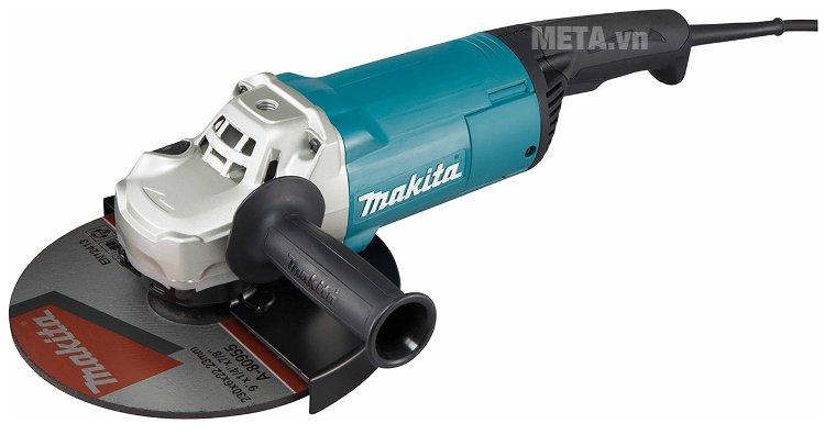 Máy mài góc Makita GA9060 dùng mô tơ chổi than siêu bền