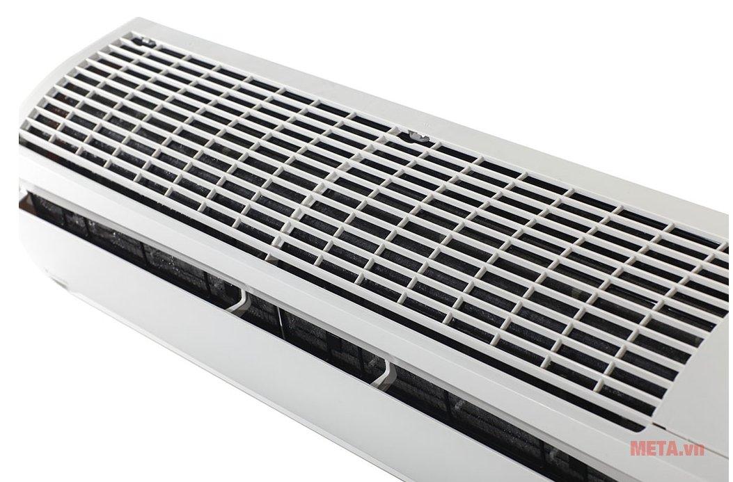 Cấu tạo điều hòa 2 chiều Daikin Inverter 18.000 BTU FTXS50GVMV/RXS50GVMV màu trắng