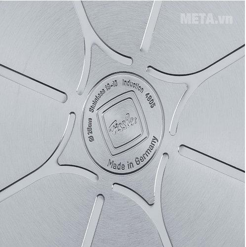 Bộ nồi 4 món Fissler Original Pro có khả năng truyền nhiệt nhanh