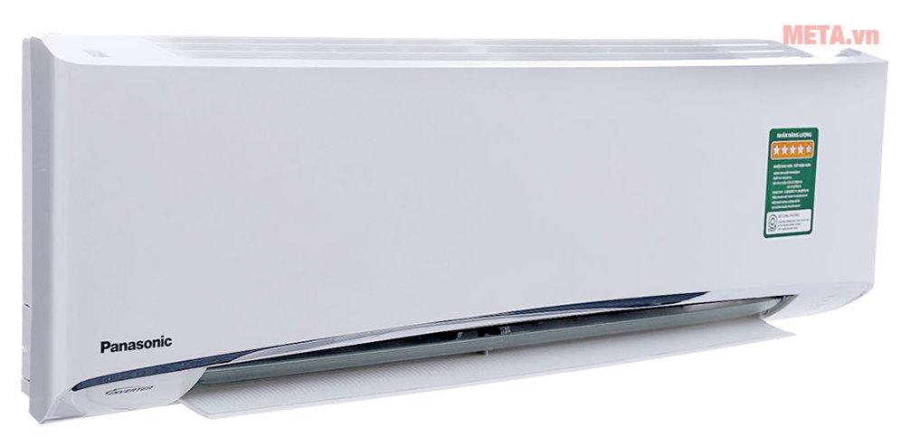 Điều hòa Panasonic 1 chiều Inverter 12.000 BTU CU/CS-U12TKH-8 có thiết kế hiện đại