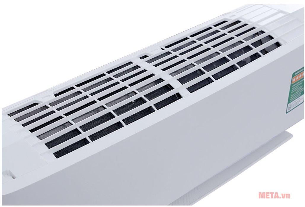 Điều hòa Panasonic 1 chiều Inverter 12.000 BTU CU/CS-U12TKH-8 có chất liệu cao cấp