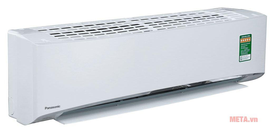 Điều hòa Panasonic 1 chiều Inverter 18.000 BTU CU/CS-U18TKH-8 có thiết kế tiện lợi
