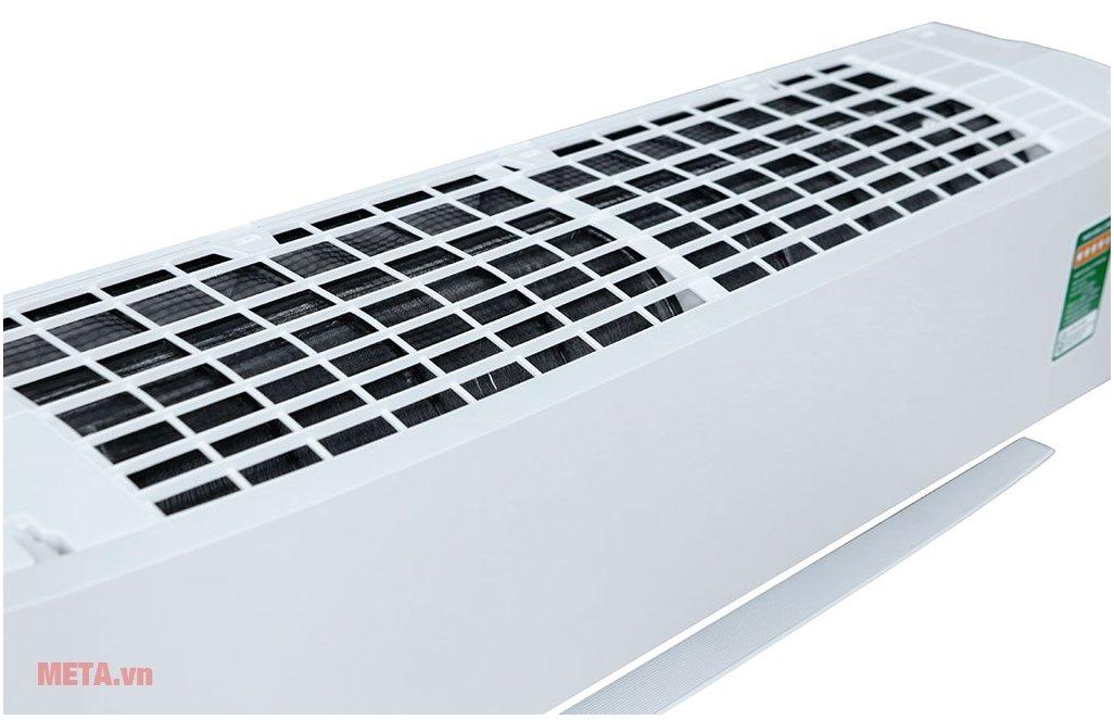 Điều hòa Panasonic 1 chiều Inverter 18.000 BTU CU/CS-U18TKH-8 có chất liệu cao cấp