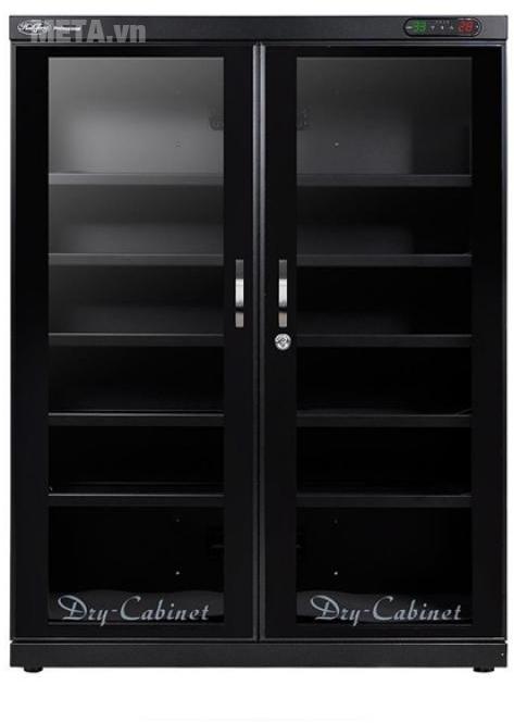 Tủ chống ẩm Fujie DHC350 (350 lít) gắn 01 đồng hồ kỹ thuật số báo độ ẩm/nhiệt độ