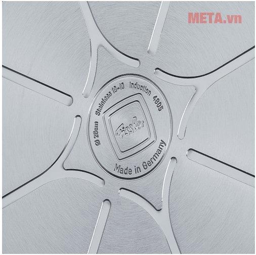 Chảo chống dính Fissler Alux cao cấp 24cm có khả năng truyền nhiệt nhanh