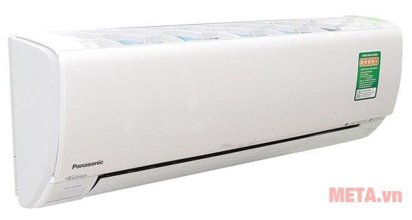 Điều hòa Panasonic 2 chiều Inverter 18.000 BTU CU/CS-E18RKH-8 có thiết kế đẹp mắt