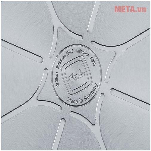 Chảo chống dính Fissler Alux cao cấp 20cm có đế truyền nhiệt tốt