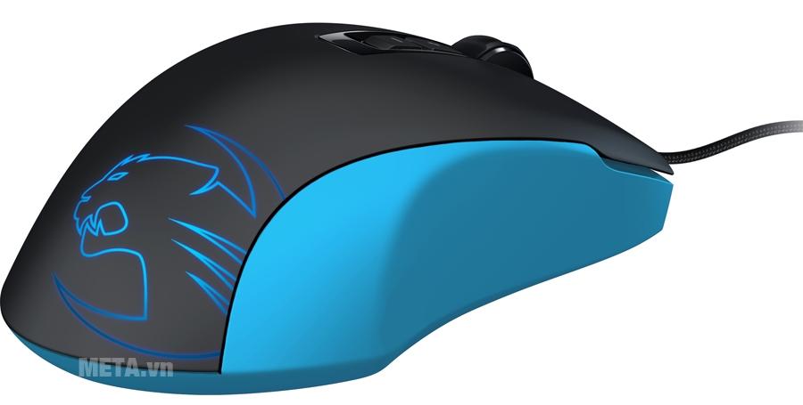 Gaming Roccat Mouse Kone Pure sở hữu nhiều công nghệ lý tưởng cho người chơi game