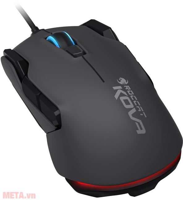 Mouse Kova có thể tự mình nhân đôi sức mạnh so với những chú chuột thông thường.