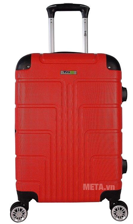 Vali kéo Trip P701 cỡ 50cm màu đỏ