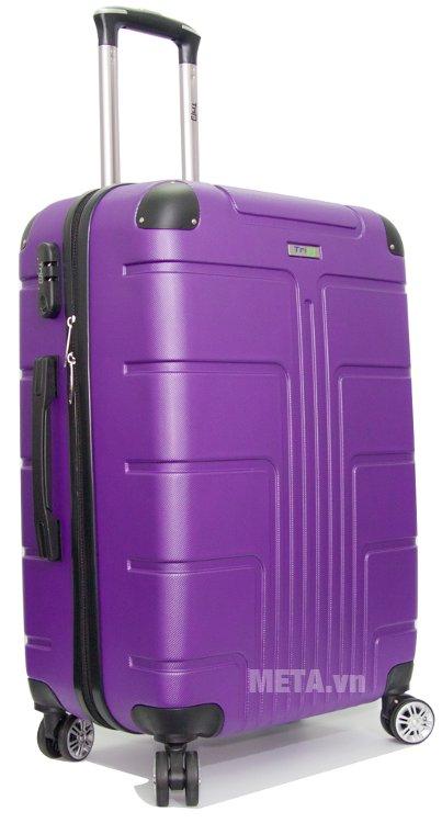 Vali kéo Trip P701 cỡ 50cm màu tím
