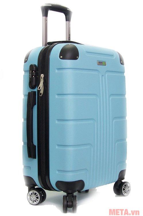 Vali kéo Trip P701 cỡ 50cm màu xanh ngọc