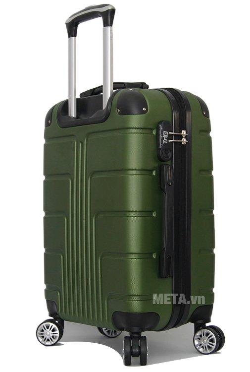 Vali kéo Trip P701 cỡ 50cm màu xanh rêu