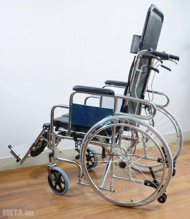 Xe lăn đa năng Lucass X7 (~X7A) phù hợp với người già, bệnh nhân, người khuyết tật