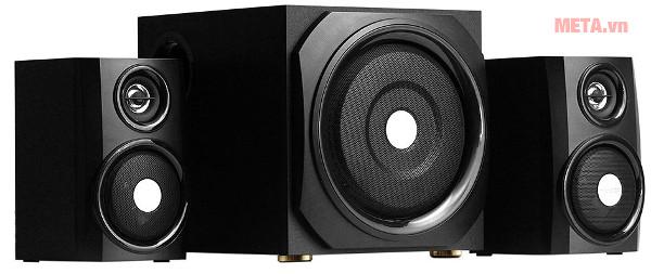 Loa Bluetooth Microlab TMN9 - BT New 2.1 mang lại chất lượng âm thanh chuyên nghiệp