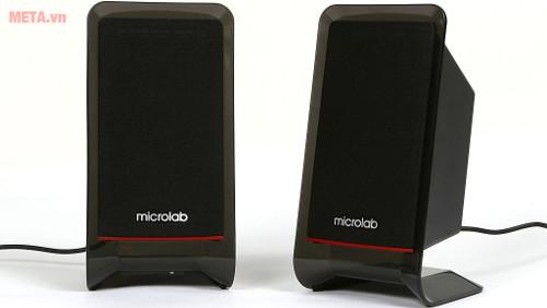 Hai loa Treble của loa Microlab M-200