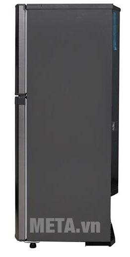 Tủ lạnh Panasonic Econavi NR-BX468GKVN có ngăn đông phía dưới rất tiện dụng