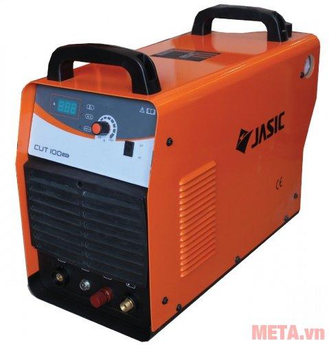 Máy cắt kim loại Plasma Jasic Cut 100 (L201) có tay xách dễ di chuyển