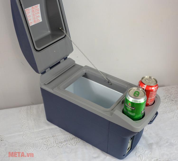 Tủ lạnh Mobicool T08 DC có thiết kế hiện đại