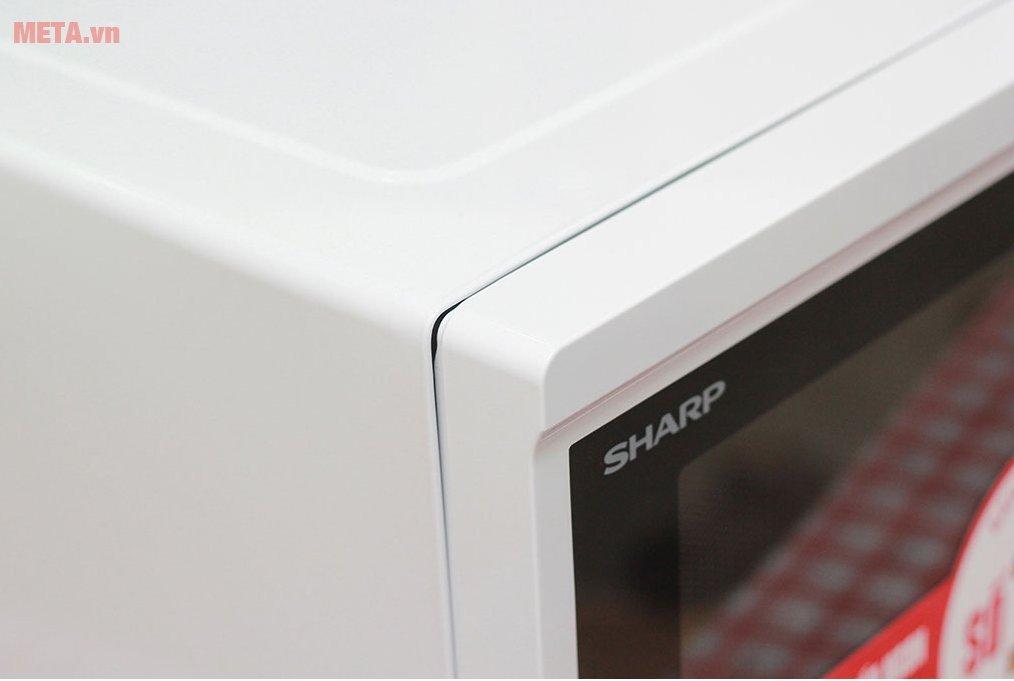 Lò vi sóng Sharp R-G371VN-W 23 lít có chất liệu cao cấp