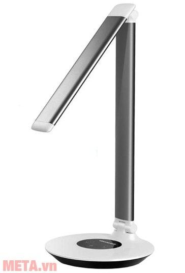 Đèn bàn led Panasonic NNP61925 có phím cảm ứng để tăng độ sáng của đèn