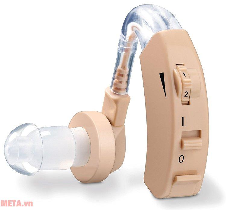 Máy trợ thính Beurer HA20 giúp người khiếm thính nghe rõ hơn