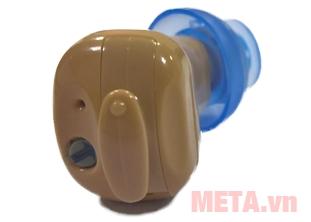 Máy trợ thính kỹ thuật số Rionet HM-06 có micro và điều chỉnh âm lượng