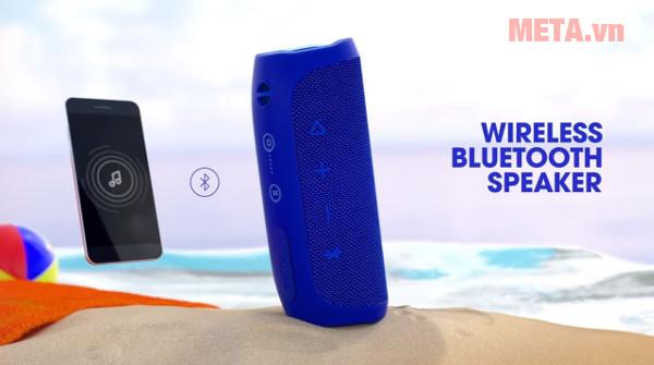 Loa JBL Flip 4 kết nối bluetooth dễ dàng