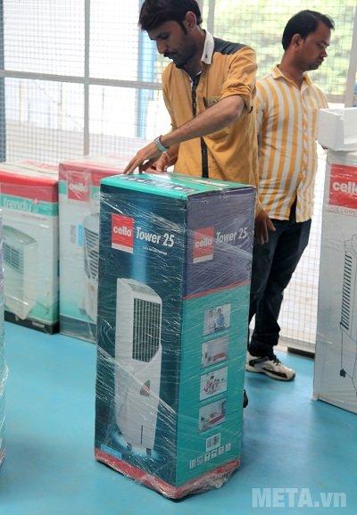 Máy làm mát Tower 25+ được kiểm tra và xuất kho tại Ấn Độ