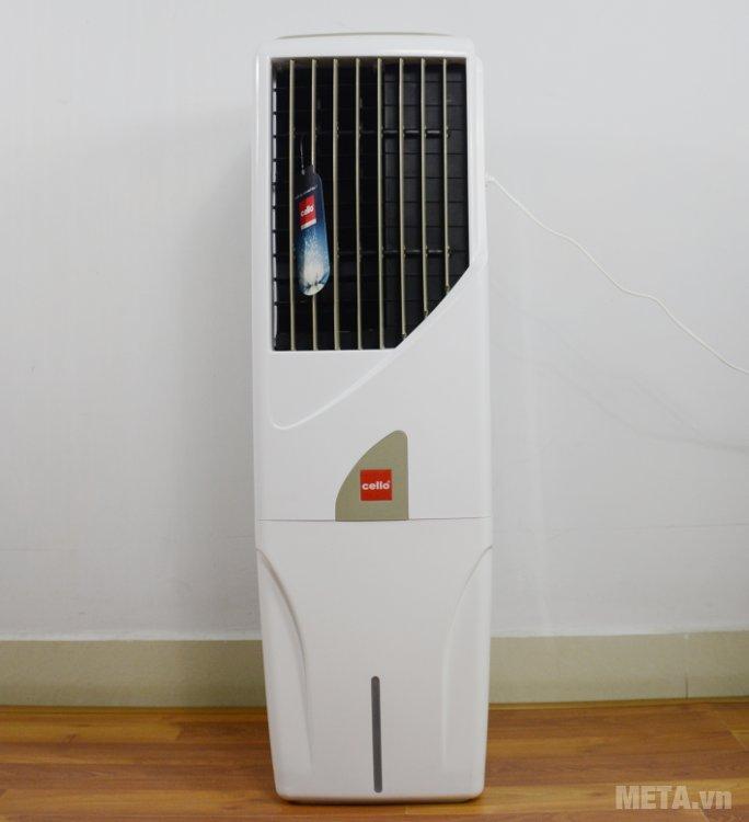 Máy làm mát Air Cooler Cello Tower 25 có màu trắng sang trọng