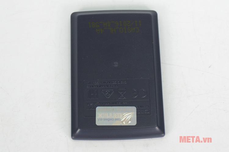 Máy tính bỏ túi Casio HL-4A có tem chống giả