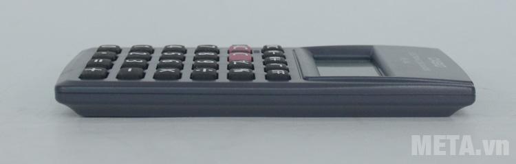 Máy tính bỏ túi Casio HL-4A có bàn phím bằng cao su