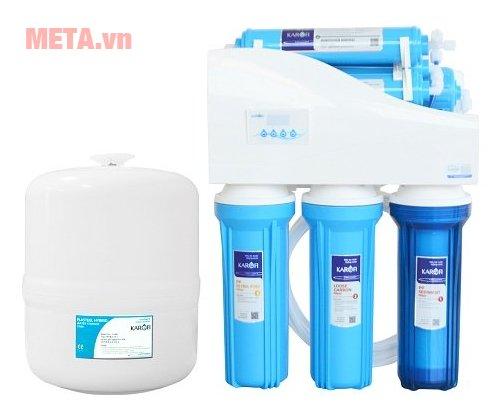 Máy lọc nước Karofi iRO 1.1 thông minh 8 cấp lọc KT-K8I -1