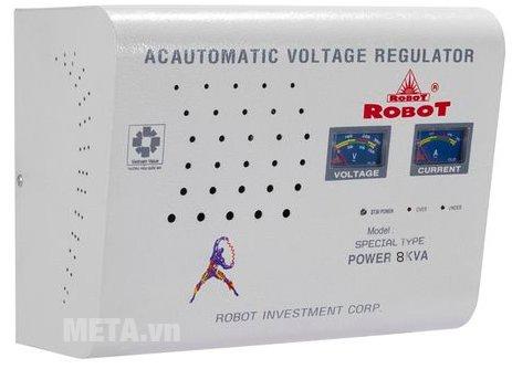 Ổn áp treo tường Robot 8KVA mang đến nguồn điện thật ổn định cho gia đình bạn