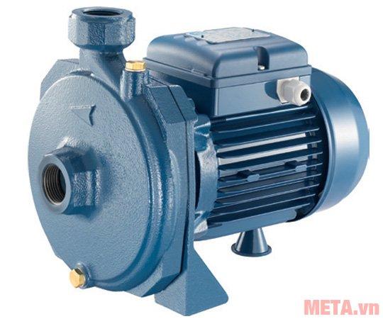 Máy bơm nước dân dụng Pentax CM 75 - 0.8HP bơm được cả nước lạnh lẫn nước nóng.