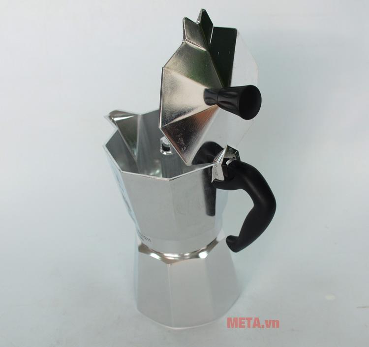 Tay cầm ấm pha cà phê Bialetti Moka Express 2TZ BCM-1168