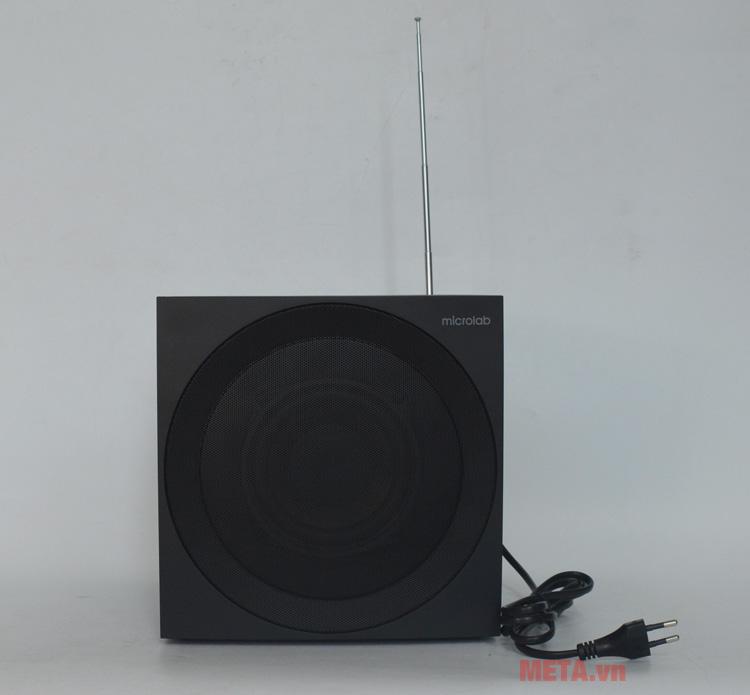 Loa máy tính Microlab M300BT có ăng-ten