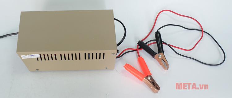 Máy nạp ắc quy tự động Apollo AP1210C tiện ích
