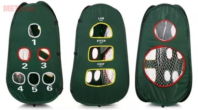 Hình ảnh lồng tập golf 3 mặt