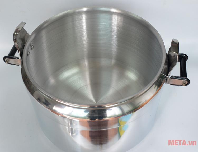 Nồi áp suất công nghiệp Tianxi C-44 có 2 quai cầm chống bỏng